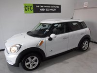 2012 MINI COUNTRYMAN 1.6 COOPER D ALL4 5d 112 BHP £9000.00