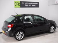 USED 2014 14 SEAT IBIZA 1.2 TSI FR 5d 104 BHP A LOVELY EXAMPLE WITH FULL SERVICE HISTORY FINSHED IN GLEAMING BLACK WITH UNMARKED BLACK INTERIOR WITH RED STITCHING FOR THAT SPORTY LOOK IT HAS GREAT SPEC COMES WITH PORTABLE SAT NAV, ALLOY WHEELS, AIR CONDITIONING, DRIVERS AND PASSENGER AIRBAGS, ELECTRIC WINDOWS AND MIRRORS, REMOTE CENTRAL LOCKING,