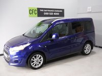 2014 FORD TOURNEO CONNECT 1.6 TITANIUM TDCI 5d 94 BHP £11995.00