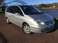 USED 2005 05 CITROEN C8 2.0 SX 16V 5d 138 BHP **TRADE IN TO CLEAR**7 SEATER**