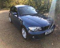 2004 BMW 1 SERIES 1.6 116I SPORT 5d 114 BHP £1650.00