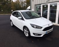 USED 2015 65 FORD FOCUS 1.0 ZETEC ECOBOOST 125 BHP THIS VEHICLE IS AT SITE 2 - TO VIEW CALL US ON 01903 323333