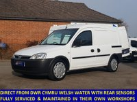 2009 VAUXHALL COMBO 2000 1.3 CDTi Direct From The Welsh Water Board £2595.00