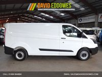"""USED 2014 64 FORD TRANSIT CUSTOM 2.2 290 LR P/V 100 BHP L2 LWB-ONE OWNER-SERVICE HISTORY """"YOU'RE IN SAFE HANDS"""" - AA DEALER PROMISE"""