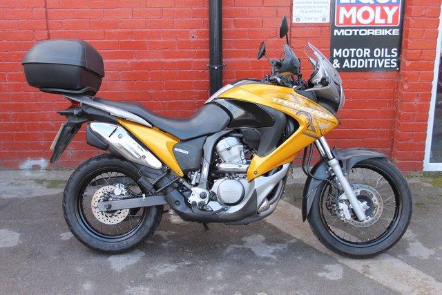 2008 08 HONDA XL 700 V TRANSALP