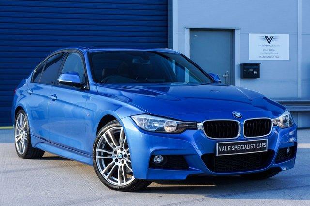 2014 64 BMW 3 SERIES 2.0 320D M SPORT AUTO (SAT NAV / SUNROOF / 19