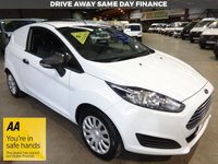 """USED 2014 63 FORD FIESTA 1.5 BASE TDCI 3d 74 BHP-ONE OWNER_SERVICE HISTORY-VERY LOW MILEAGE """"YOU'RE IN SAFE HANDS"""" - AA DEALER PROMISE"""