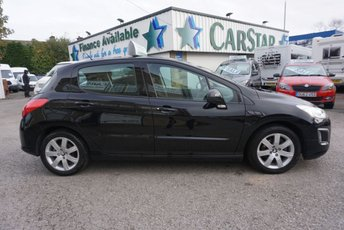2013 PEUGEOT 308 1.6 HDI ACTIVE 5DR ( ALLOYS , AIR CON & £20 TAX ! ) £4989.00