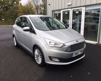 USED 2015 65 FORD C-MAX 1.0 TITANIUM NAVIGATOR ECOBOOST 125 BHP THIS VEHICLE IS AT SITE 1 - TO VIEW CALL US ON 01903 892224
