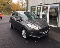 USED 2015 15 FORD FIESTA 1.6 TITANIUM AUTOMATIC THIS VEHICLE IS AT SITE 2 - TO VIEW CALL US ON 01903 323333
