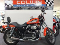 USED 2003 03 HARLEY-DAVIDSON SPORTSTER 883cc XL 883 R  SPORTSTER 883R!!