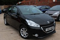USED 2013 63 PEUGEOT 208 1.2 ACTIVE 5d 82 BHP **** £20 ROAD TAX * BLUETOOTH * AIR CON *****