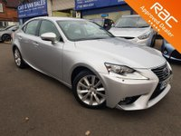 2015 LEXUS IS 2.5 300H EXECUTIVE EDITION 4d AUTO 179 BHP £18495.00
