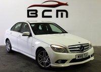 2010 MERCEDES-BENZ C CLASS 3.0 C350 CDI BLUEEFFICIENCY SPORT 4d AUTO 231 BHP £7985.00