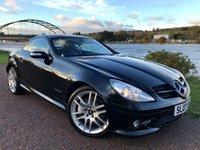 2007 MERCEDES-BENZ SLK 1.8 SLK200 KOMPRESSOR 2d AUTO 161 BHP £7995.00