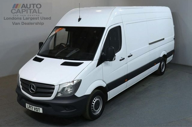 2017 17 MERCEDES-BENZ SPRINTER 2.1 314CDI 140 BHP LWB H/ROOF EURO 6 PANEL VAN EURO 6 ENGINE SPARE KEY