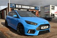 USED 2018 FORD FOCUS 2.3 RS 5d 346 BHP EVERY OPTIONAL EXTRA, SUNROOF LUX/WINTER PACK