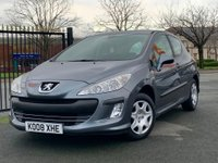 USED 2008 08 PEUGEOT 308 1.6 HDi FAP S 3dr Practical and Economical