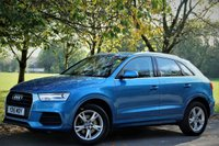 USED 2015 15 AUDI Q3 2.0 TDI SE 5d 148 BHP