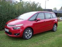 USED 2015 15 CITROEN C4 GRAND PICASSO 1.6 BlueHDi Selection (s/s) 5dr 7 Seat with Panoramic Roof