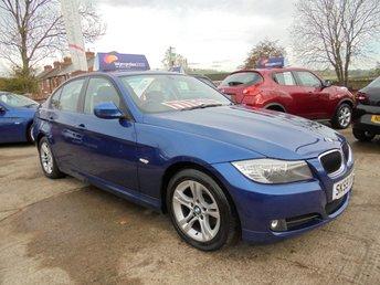 2009 BMW 3 SERIES 2.0 318D ES 4d 141 BHP *ONLY 74,000 MILES* £120 TAX, EXCELLENT £5450.00