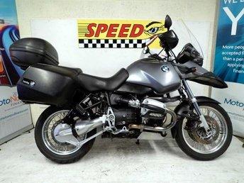 2002 BMW R1150GS R1150GS £3495.00