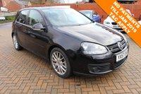 2007 VOLKSWAGEN GOLF 2.0 GT TDI 5d 138 BHP £3895.00