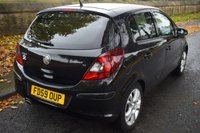 USED 2010 59 VAUXHALL CORSA 1.4 SXI A/C 16V 5d 90 BHP SERVICE HISTORY, REAR PRIVACY GLASS, ALLOYS, AIR CON