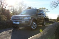 2011 LAND ROVER FREELANDER 2.2 SD4 XS 5d AUTO 190 BHP £13499.00