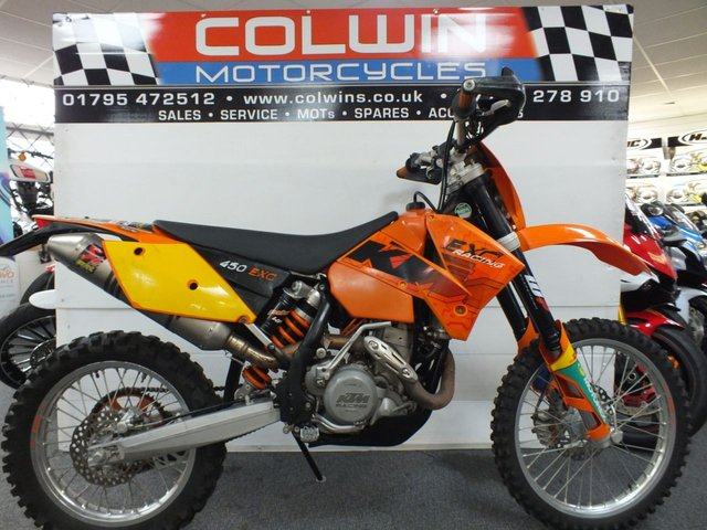 View our KTM EXC