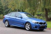 2016 BMW 3 SERIES 3.0 330D XDRIVE M SPORT GRAN TURISMO 5d AUTO 255 BHP £20990.00