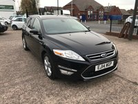 2014 FORD MONDEO 2.0 TITANIUM X BUSINESS EDITION TDCI 5d 161 BHP ESTATE £7999.00