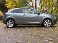 USED 2016 66 SEAT IBIZA 1.2 TSI FR TECHNOLOGY 3d 89 BHP