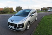2012 PEUGEOT 3008 1.6 ALLURE E-HDI FAP 5d AUTO 112 BHP £6650.00