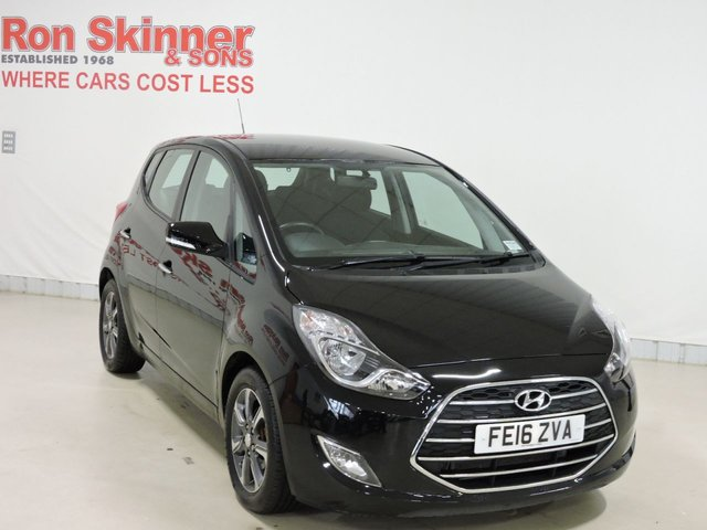 View our 2016 16 HYUNDAI IX20 1.6 SE 5d AUTO 123 BHP