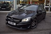 USED 2015 15 MERCEDES-BENZ CLA 1.6 CLA180 AMG SPORT 4d 122 BHP FINANCE TODAY WITH NO DEPOSIT
