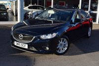 USED 2015 15 MAZDA 6 2.2 D SE-L NAV 4d 148 BHP FINANCE TODAY WITH NO DEPOSIT