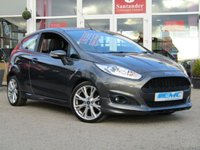 USED 2016 16 FORD FIESTA 1.0 ZETEC S 3d 139 BHP STUNNING, 1 OWNER, Still Under Ford Warranty, FOERD FIESTA 1.0 ZETEC S 3 DOOR HATCH. Finished in Dark MAGNETIC Grey with contrasting grey SPORTS CLOTH interior. This Fiesta is a small car that you can really enjoy driving. Economical and cheap to run, stylish to look at and some great features. Only £20 Road Tax with DAB radio, B/Tooth, Alloys Air Con and much more, makes this a must for the first time driver or small family.