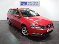 2014 VOLKSWAGEN PASSAT 2.0 S TDI BLUEMOTION TECHNOLOGY 5d 139 BHP £7500.00