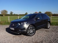 USED 2018 17 FORD EDGE 2.0 TDCi Titanium AWD (s/s) 5dr AMAZING VALUE FOR MONEY - BE QUICK TO AVOID DISAPPOINTMENT