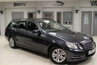 USED 2012 12 MERCEDES-BENZ E CLASS 2.1 E250 CDI BLUEEFFICIENCY SE 5d 204 BHP - mercedes service history  FULL BLACK LEATHER SEATS + EXCELLENT MERCEDES BENZ SERVICE HISTORY + BLUETOOTH + 16 INCH ALLOYS + HEATED FRONT SEATS + PARKING SENSORS + CRUISE CONTROL