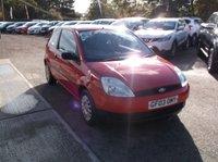 2003 FORD FIESTA 1.2 LX 16V 3d 74 BHP £1000.00
