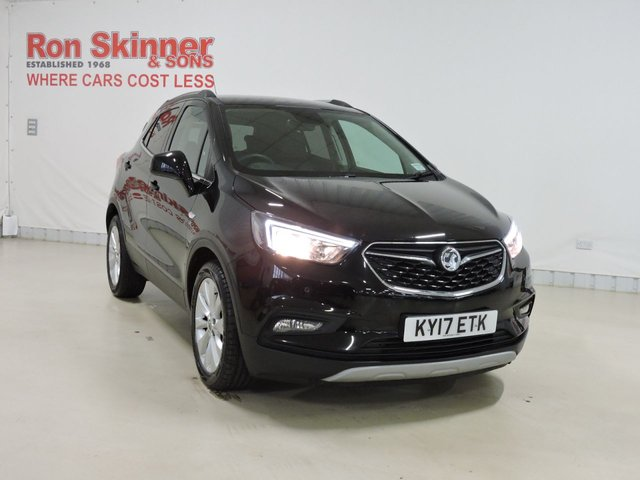 View our 2017 17 VAUXHALL MOKKA X 1.6 ELITE NAV CDTI 5d AUTO 134 BHP