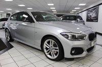 2017 BMW 1 SERIES 116D M SPORT  £15450.00