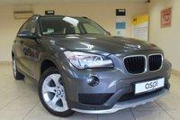 2014 BMW X1 2.0 SDRIVE18D SE 5d AUTO 141 BHP £13950.00