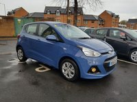USED 2015 15 HYUNDAI I10 1.0 SE 5d 65 BHP 8093 MILES ONLY AND HYUNDAI WARRANTY! CHEAP TO RUN , LOW CO2 EMISSIONS, £20 ROAD TAX , AND EXCELLENT FUEL ECONOMY! GOOD SPECIFICATION INCLUDING AIR CONDITIONING, AND AUXILLIARY INPUT/USB CONNECTION.