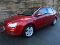 2008 FORD FOCUS 1.6 STYLE 5d AUTO 100 BHP £3250.00