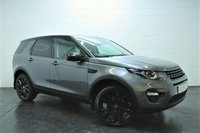 USED 2015 65 LAND ROVER DISCOVERY SPORT 2.0 TD4 HSE BLACK 5d AUTO 180 BHP 1 OWNER + FULL DEALER HISTORY + IMMACULATE CONDITION