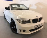 2012 BMW 1 SERIES 2.0 118D EXCLUSIVE EDITION 2d 141 BHP £8999.00