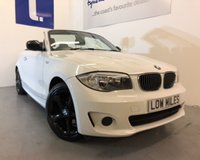 USED 2012 62 BMW 1 SERIES 2.0 118D EXCLUSIVE EDITION 2d 141 BHP